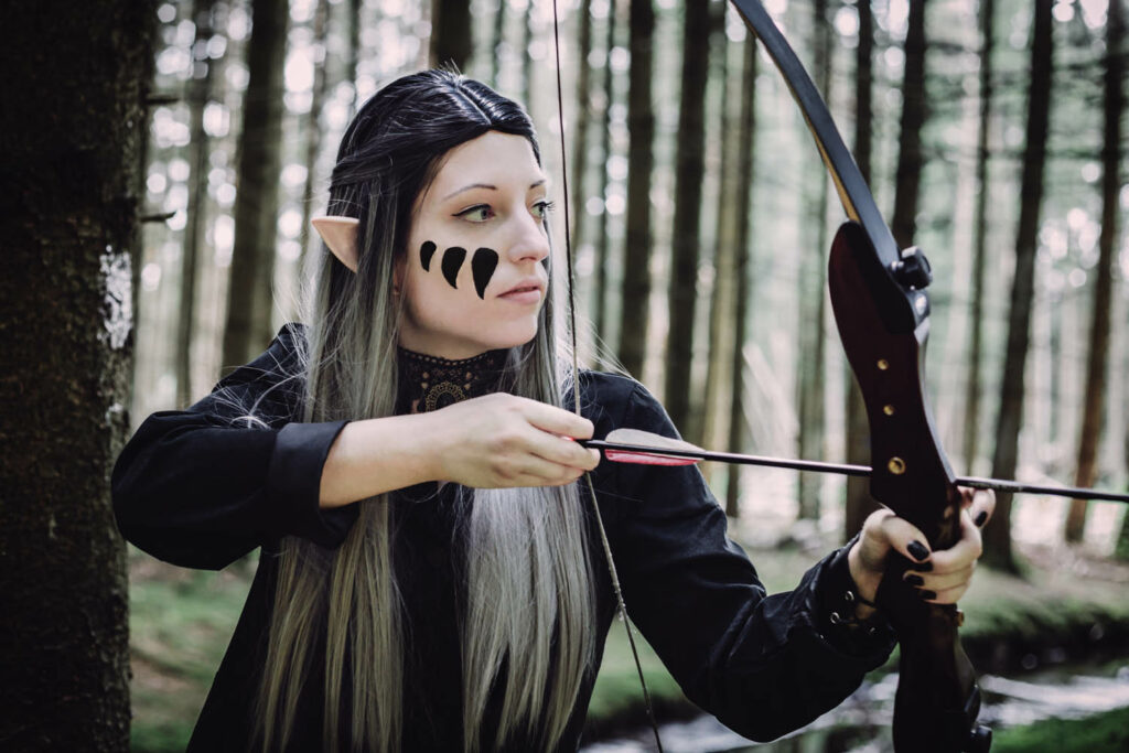Elfen Shooting