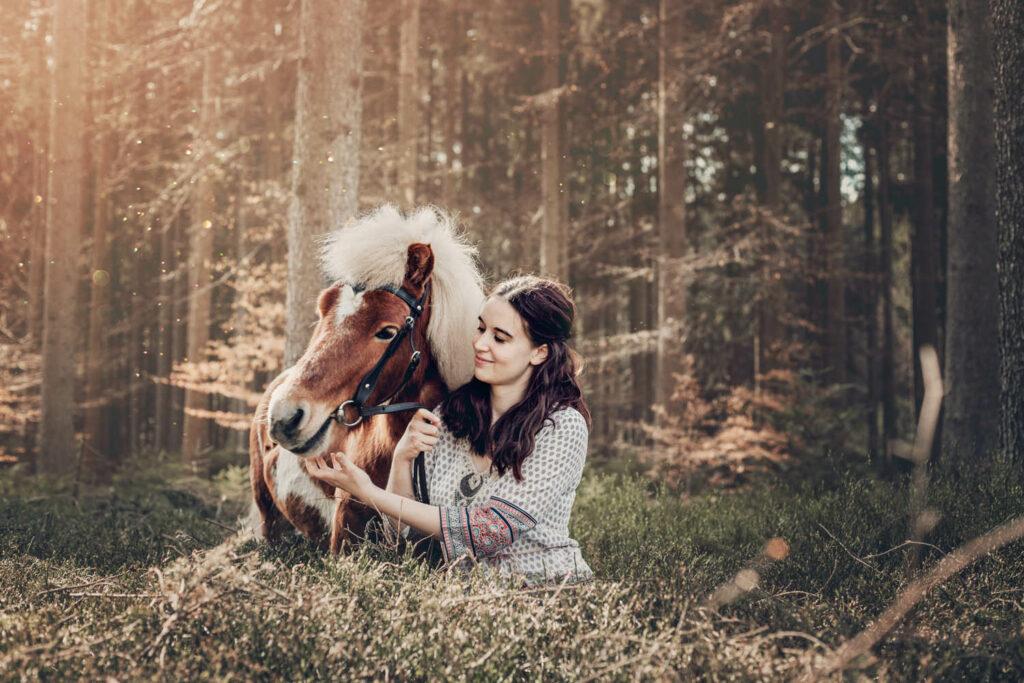 Tiershooting, Pferde Shooting